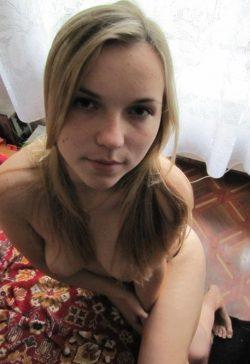 Юная и очень привлекательная хохлушка ищет парня в Иванове